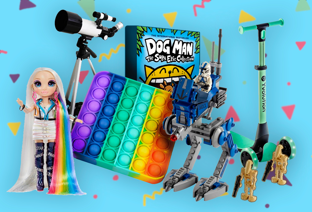 These are the 20 best birthday gifts for big kids to put a smile on their faces and make this a year to remember