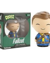 Fallout Lone Wanderer Dorbz Vinyl Figure 3-inches tall