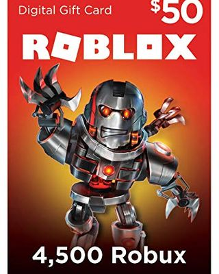 Amazon Com Roblox Gift Card 2 000 Robux Online Game Code Video Games Get The Roblox Gift Card 4 500 Robux Online Game Code From Amazon Now Fandom Shop