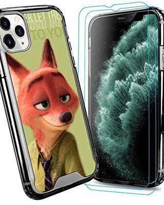 cover iphone 11 zootopia