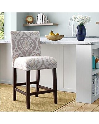 Wondrous Bungalow Rose Bungalow Rose Neena 24 Bar Stool Bngl6083 Alphanode Cool Chair Designs And Ideas Alphanodeonline