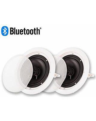 Acoustic Audio HTI-6C Bluetooth Flush Mount In Ceiling 6 5