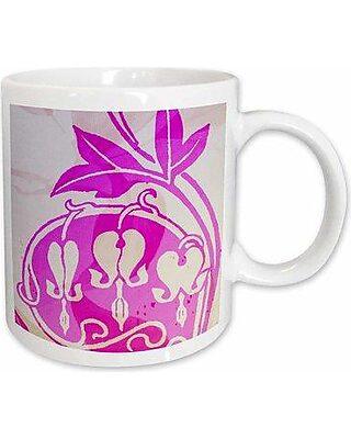 Coffee East Floral Mug Bleeding W000663468 Urban Home Heart Y7gIf6yvb