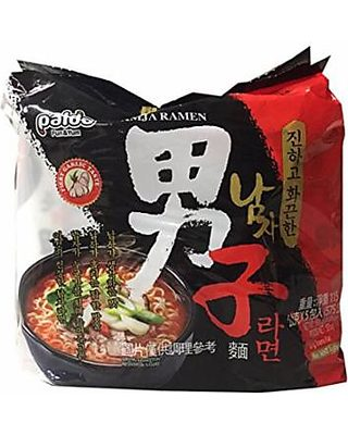 Amazing Paldo Paldo Korean Ramen Family Pack Namja From Walmart Gmtry Best Dining Table And Chair Ideas Images Gmtryco