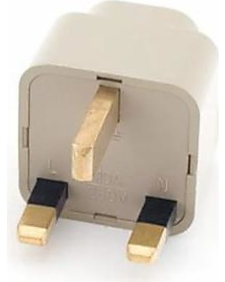 NEON Travel Adapter Universal UK 3-pin plug