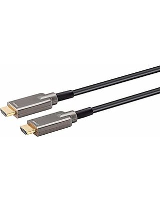 YUV 4:4:4 HDR 4K @ 60Hz 28AWG Black 10ft Monoprice 115429 Certified Premium High Speed HDMI Cable 18Gbps
