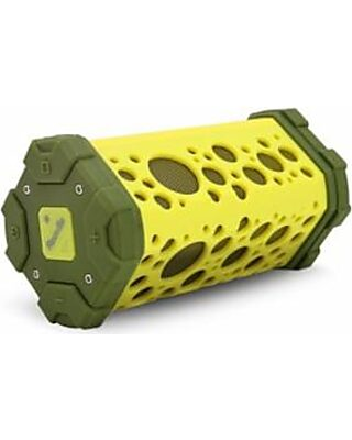 Portable Bluetooth Speaker/Outdoor/Water-Resistant/Crisp Sound Green