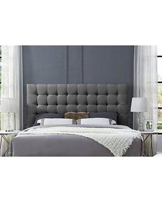 Inspired Home Inspired Home Scott Linen Upholstered