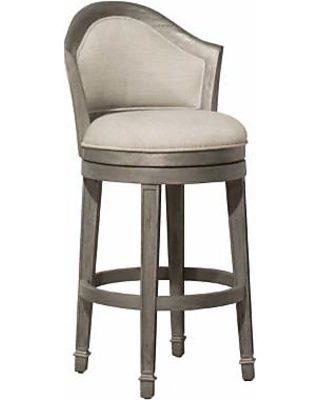 Astounding Monae Swivel Bar Stool Distressed Dark Gray Uwap Interior Chair Design Uwaporg