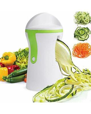 Vegetable Spiral Cutter Blades Spiralizer Handheld Slicer Kitchen Grater Kitchen Tools Cooking Tools