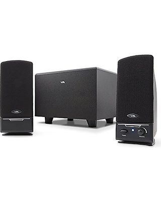 CA-3610 Cyber Acoustics Booming Curve Series Immersion 62W Speaker System with Control Pod