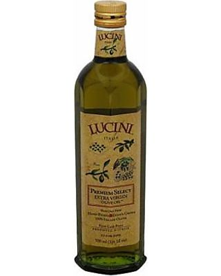 Lucini Italia Extra Virgin Olive oil, 500 ml (Pack of 6)