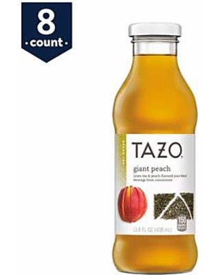 8cc45161bb46 TAZO Tazo Fresh Brewed Iced Tea Zen Green 1 Gallon, Pack Of 24 From ...