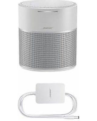 Bose Home Speaker 300 - Smart speaker - Bluetooth, Wi-Fi - luxe silver
