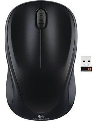 LOGITECH Logitech Wireless Optical Mouse M315 (Black) 910-003144