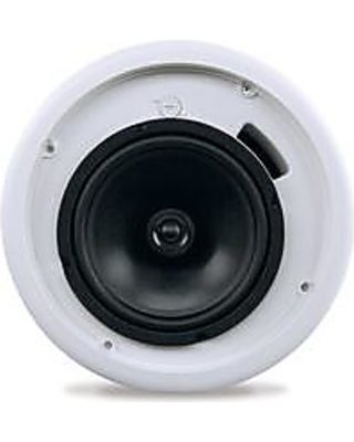 Qsc Qsc Acc8t 8 Two Way In Ceiling Speaker 70v 8ohm From