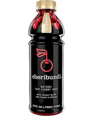CHEEF Cheribundi HYDRATE– 40 Tart Cherries Per 8oz  Serving