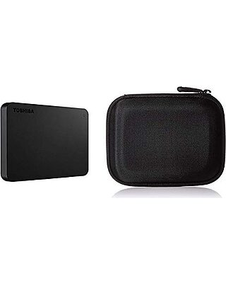 Toshiba Carrying Case for Tablet Black PA1583U-1ZRC