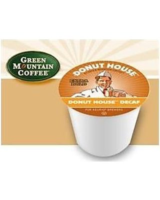 Marvelous Donut House Decaf Coffee 5 Boxes Of 24 K Cups Machost Co Dining Chair Design Ideas Machostcouk