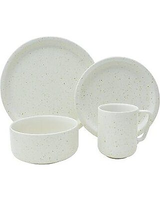 222 Fifth 222 Fifth Bryndale 16 Piece Dinnerware Set Service For 4