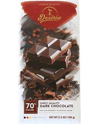 Deziria 70 Dark Chocolate