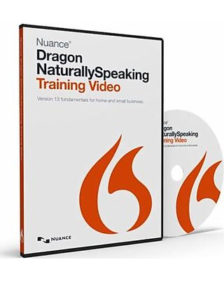 Nuance 362335 Dragon Naturally Speaking 13 0 Training Video Electronic  Download