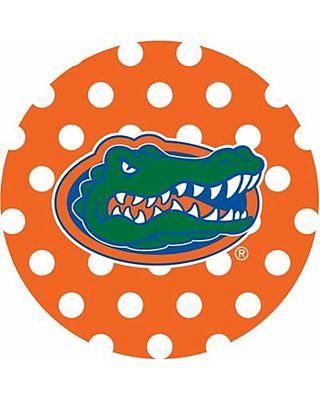 Thirstystone VUFL-HA25 Stoneware Drink Coaster Set with Holder University of Florida