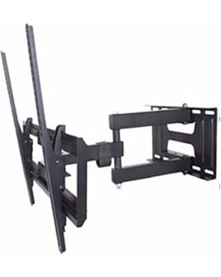 """Axxis TV Wall Mount Aluminum Low Profile VESA Compatible Full Motion Swivel  23"""" to 55"""