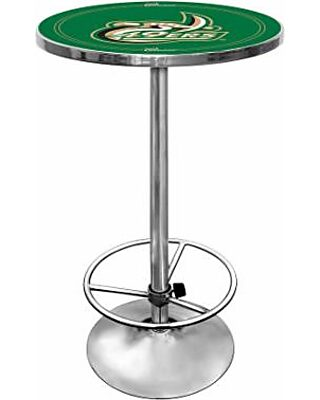 Magnificent Charlotte 49Ers Chrome Pub Table Onthecornerstone Fun Painted Chair Ideas Images Onthecornerstoneorg
