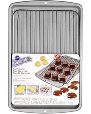 2105-0170, Wilton Bake-N-Coat Set Candy Melts