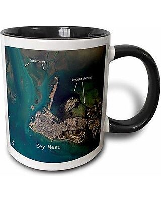 Washington Coffee Table By Breakwater Bay.Breakwater Bay Breakwater Bay Mooneyham Print Of Aerial View Key
