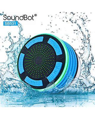 Soundbot SoundBot IPX7 Waterproof 5W Bluetooth Wireless Shower