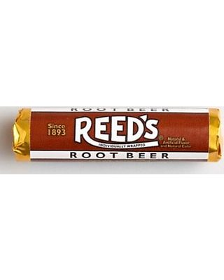 Reed S Reed S Root Beer Hard Candy Rolls Pack Of 1 From