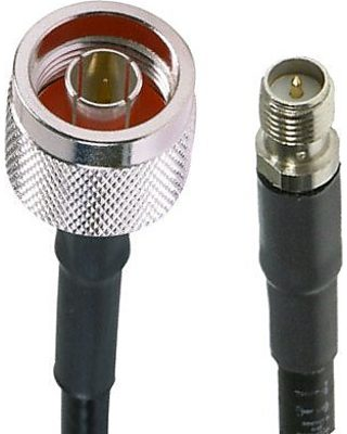 TIMES ® 4/' LMR400UF SMA Male to SMA Female Extension RF Cable ULTRA FLEX USA