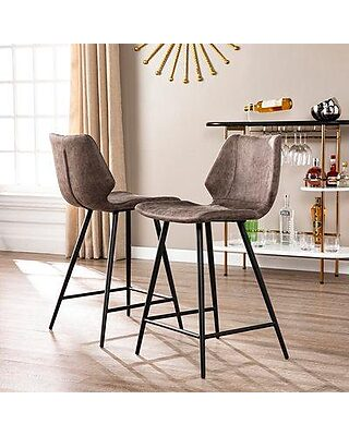 Swell 17 Stories Trent 24 Bar Stool W001432435 Creativecarmelina Interior Chair Design Creativecarmelinacom