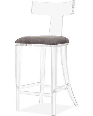 Surprising Interlude Klismos Klismos Bar Stool 145104 Inzonedesignstudio Interior Chair Design Inzonedesignstudiocom