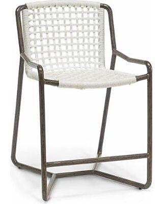 Excellent Palecek Dockside Outdoor Counter Stool Theyellowbook Wood Chair Design Ideas Theyellowbookinfo