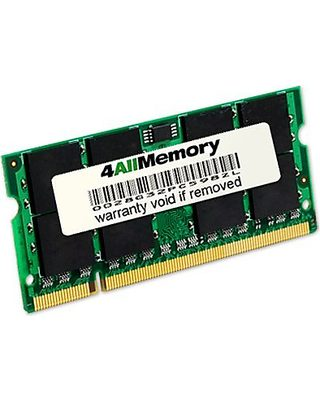 4allmemory 2gb Ddr2 800 Pc2 6400 Ram Memory Upgrade For The Compaq