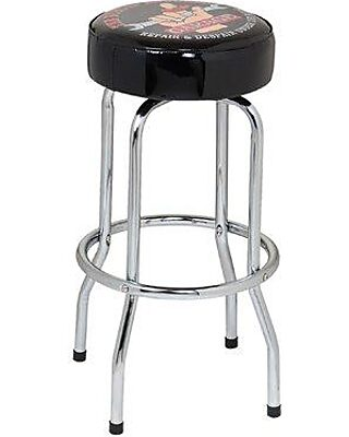 Terrific Busted Knuckle Garage Busted Knuckle Garage Bar Stool Bkg Gmtry Best Dining Table And Chair Ideas Images Gmtryco