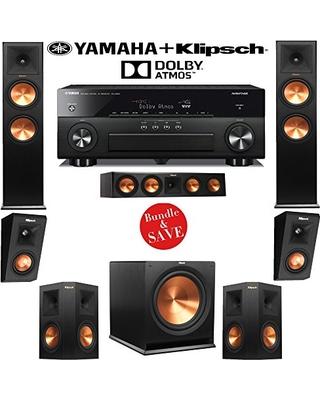 Klipsch Klipsch RP-280FA 5 1 2 Dolby Atmos Home Theater Speaker