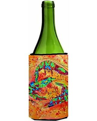 CoolCookware Shrimp Wine Bottle Hugger - 24 Oz  From Walmart