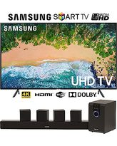 Samsung Samsung Samsung Un65nu7100 65 Nu7100 Smart 4k Uhd Tv W