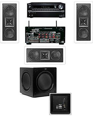 Klipsch Klipsch KL-6502-THX In-wall LCR Speaker 3 1-SW-310